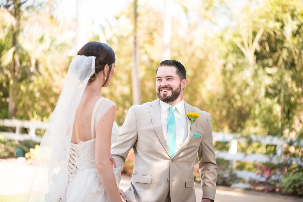 Orange-County-Wedding-Photographer-Los-Angeles-Wedding-Photography-bride-groom-first-look red horse barn
