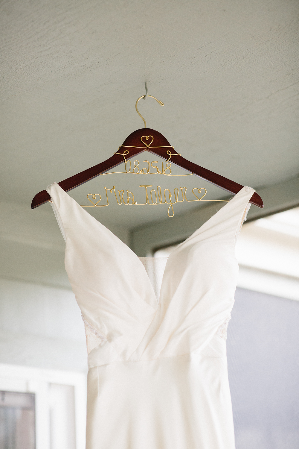 Classic Wedding In Northern Michigan With Ashley And