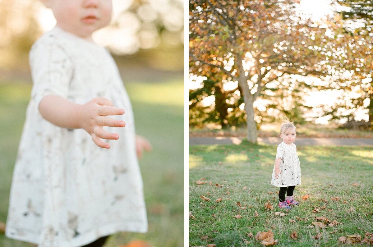 Discovery Park Family Session - Film Family Photography - Seattle - Fine Art - Light and Airy - Family photos - 1