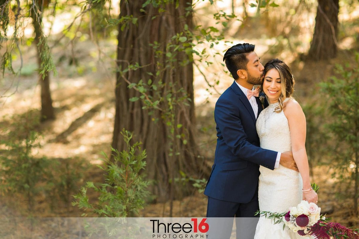 Southern California Wedding In Forest