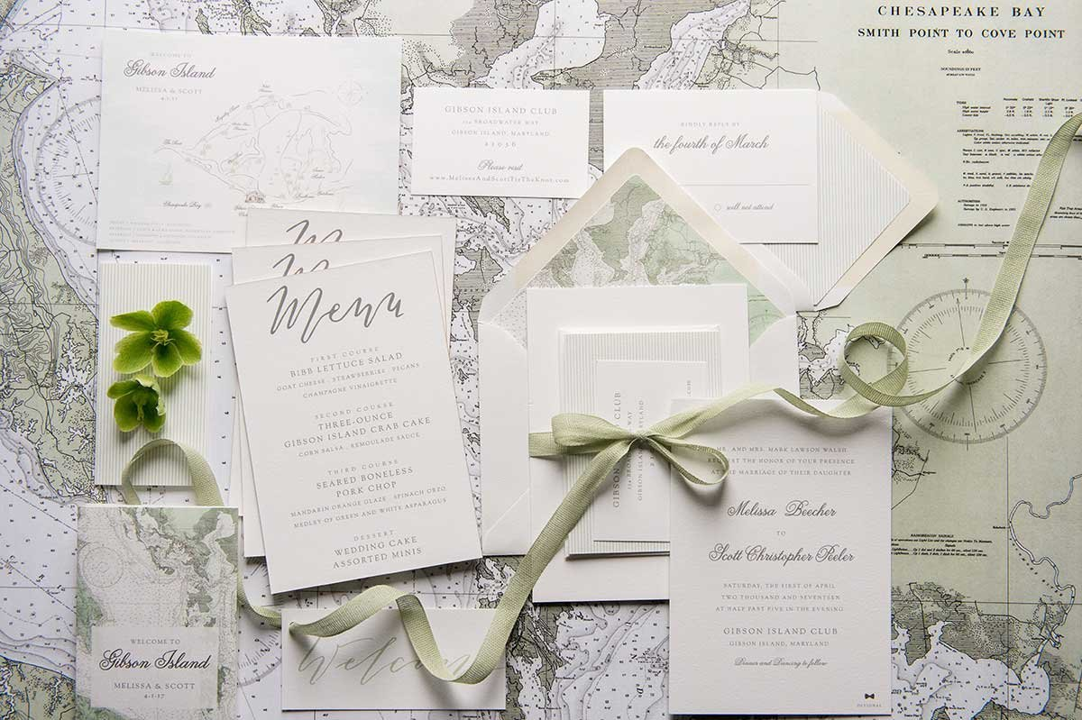 MelissaScott-InvitationSuite-Map-Menu-GibsonIsland