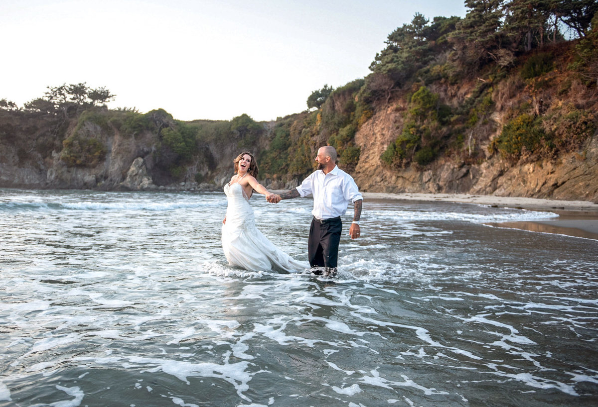 Mendocino Wedding Photography