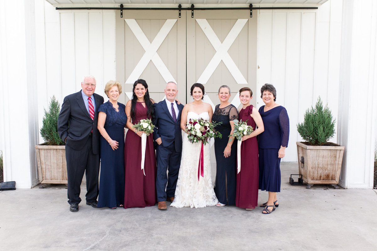 Nick & Sam Wedding | The Nest at Ruth Farms | Sami Kathryn Photography | Dallas Wedding Photographer-91