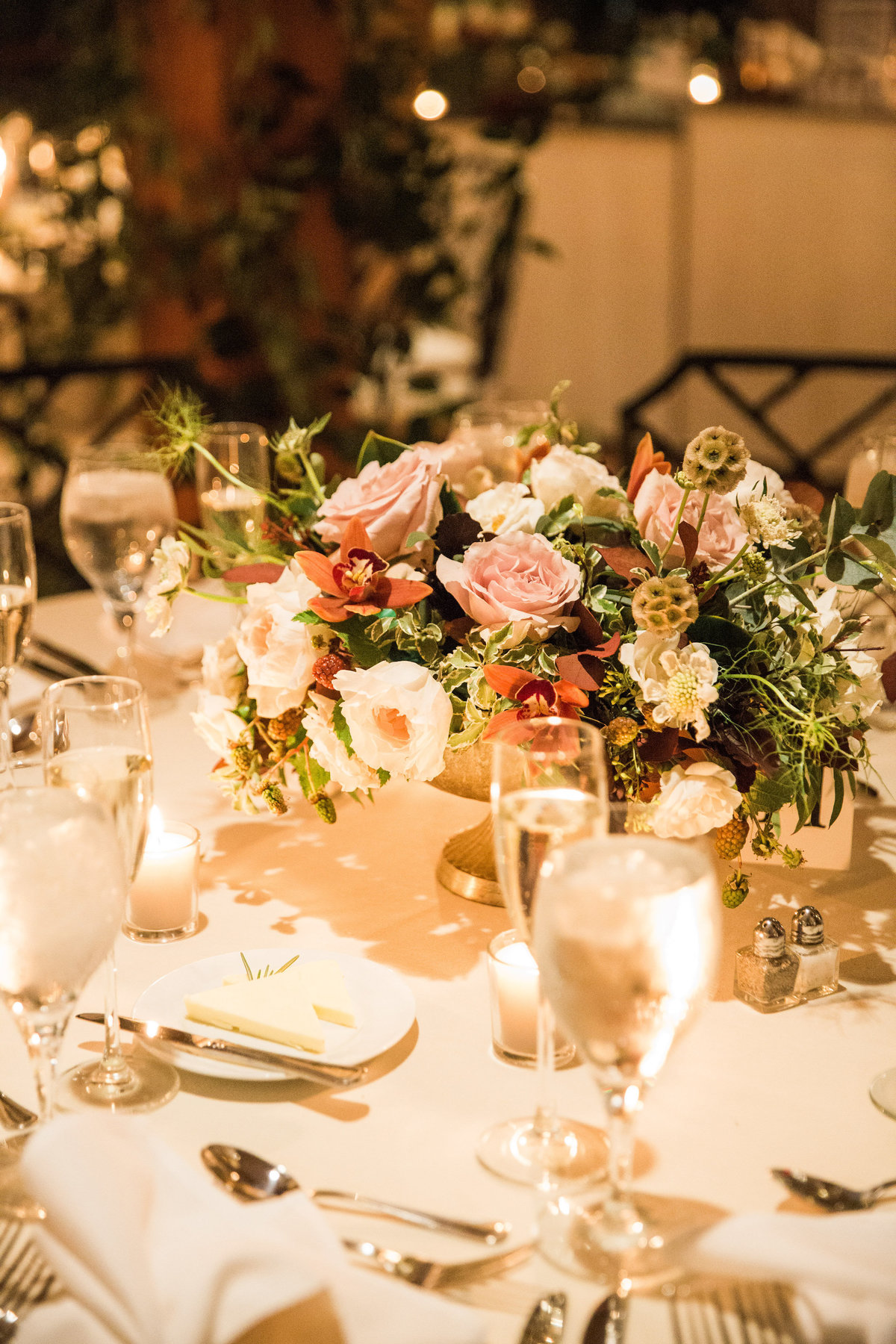 Winterthur wedding wilmington Centerpiece florist A styled Fete