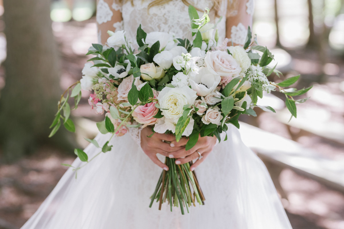 Most beautiful whimsical and wild bridal bouquet