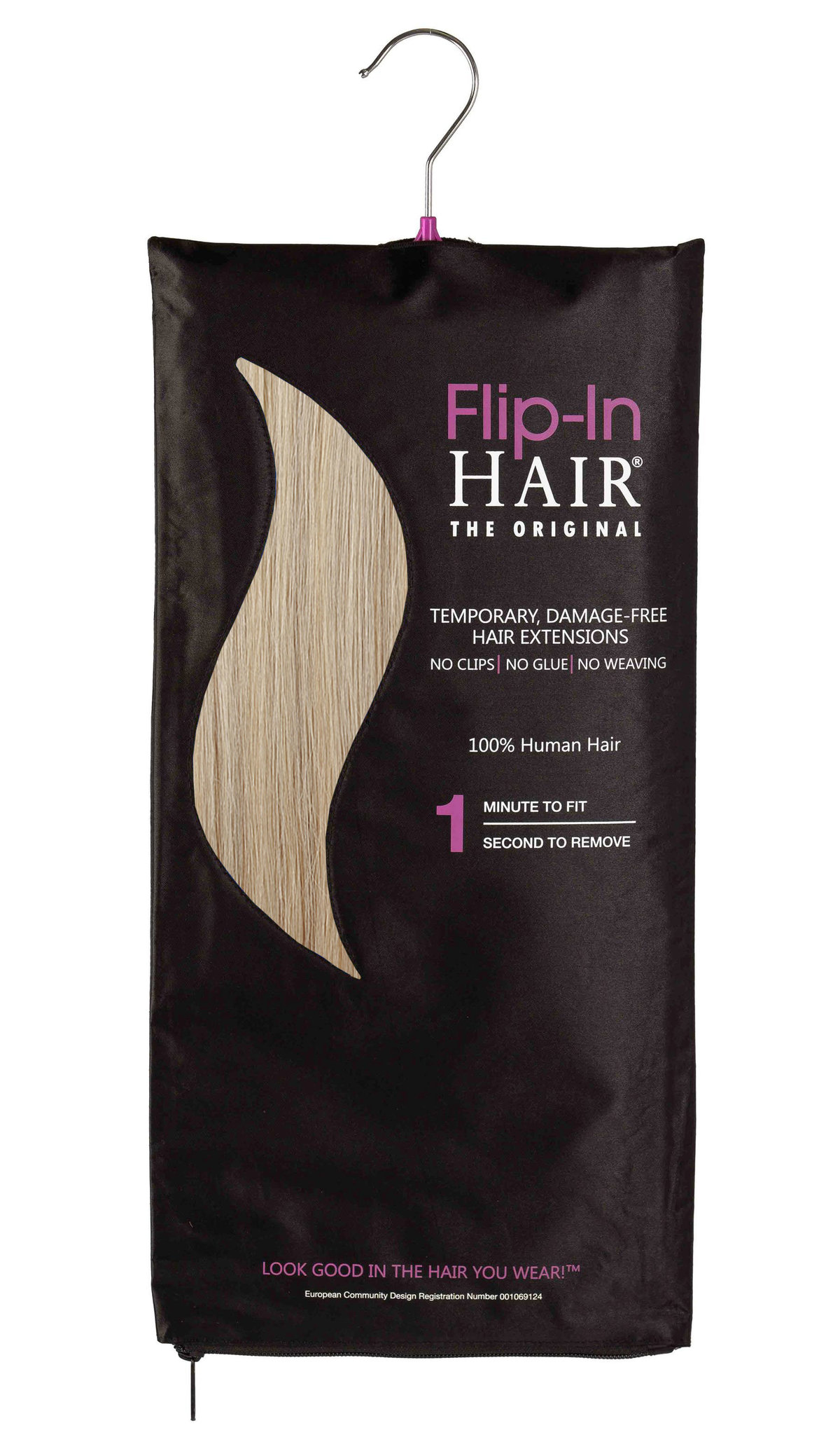 Flip-In Hair Original 12-613-613