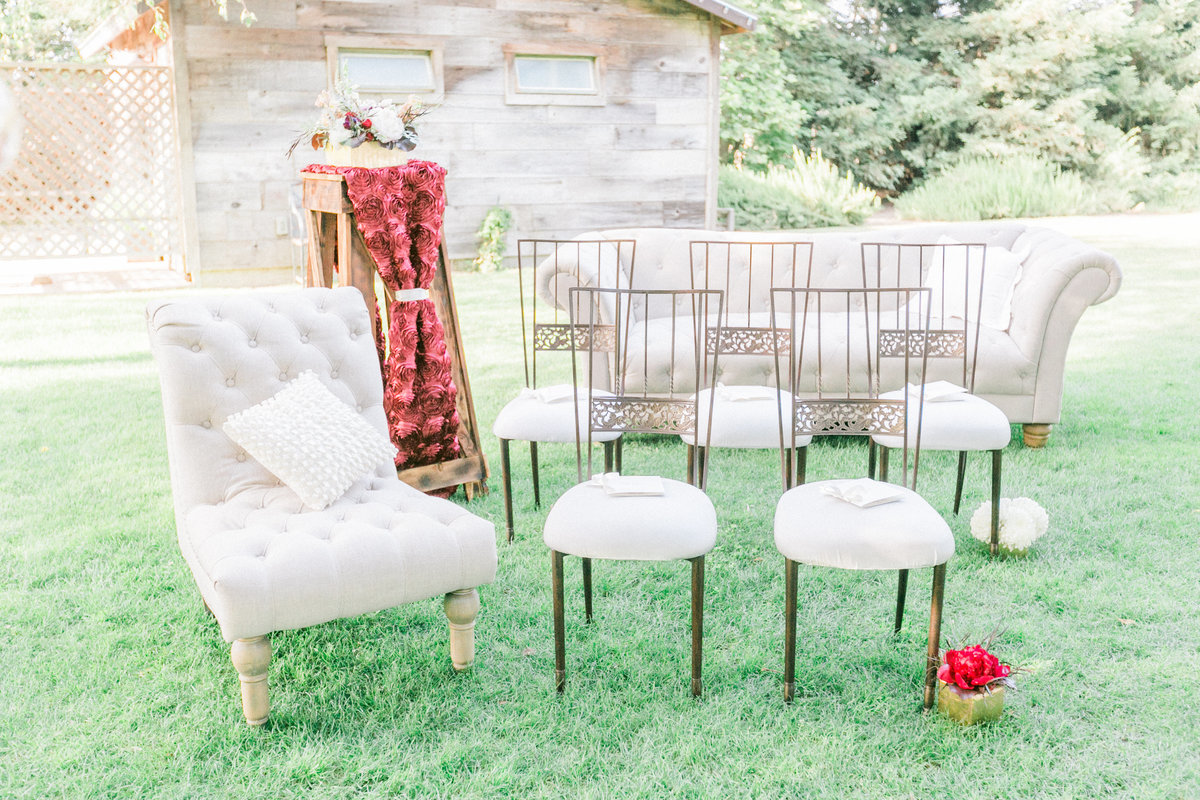 Outdoor Wedding Furniture Classic Party Rentals