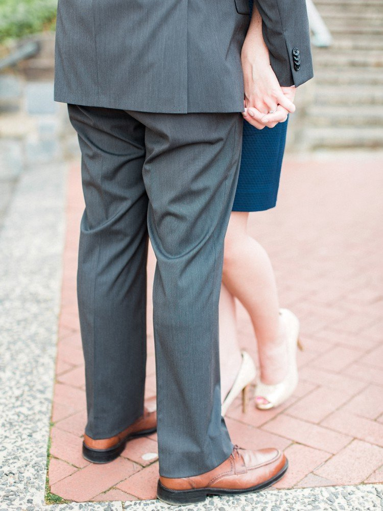 Rebekah Emily Photography Washington DC Photographer Georgetown Engagement Session_0004