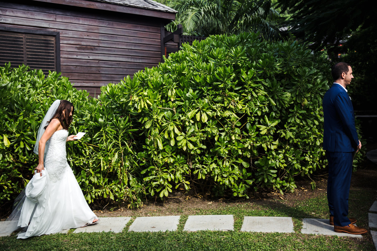 Hermitage Bay Antigua & Barbuda Destination Wedding 108