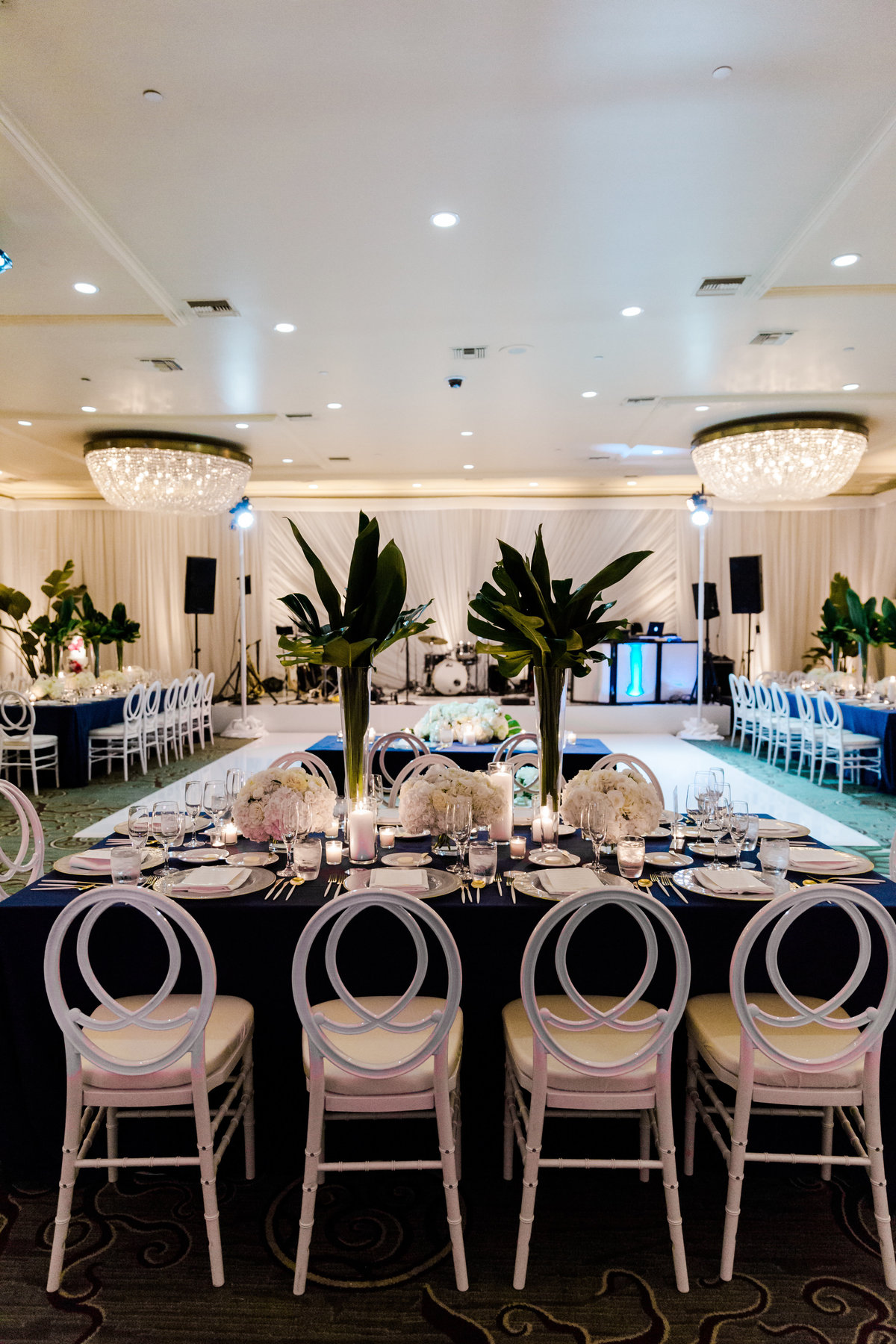 Tropical_Modern_Fairmont_Santa_Monica_Navy_Pink_Wedding_Valorie_Darling_Photography - 105 of 146