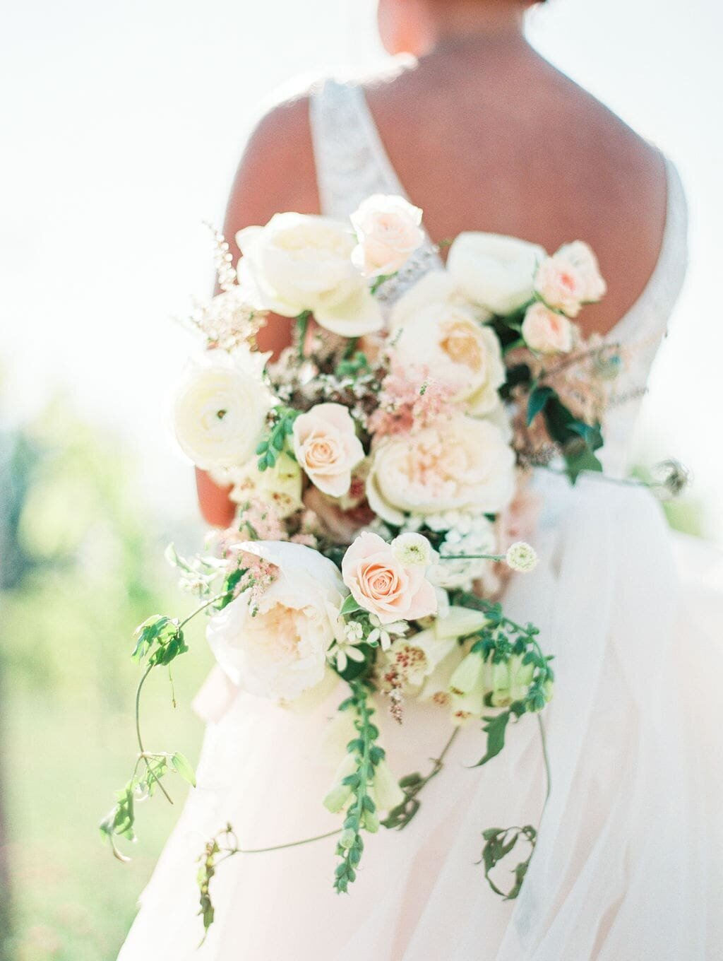 Bay Harbor Winery Wedding Florist Bouquet-min