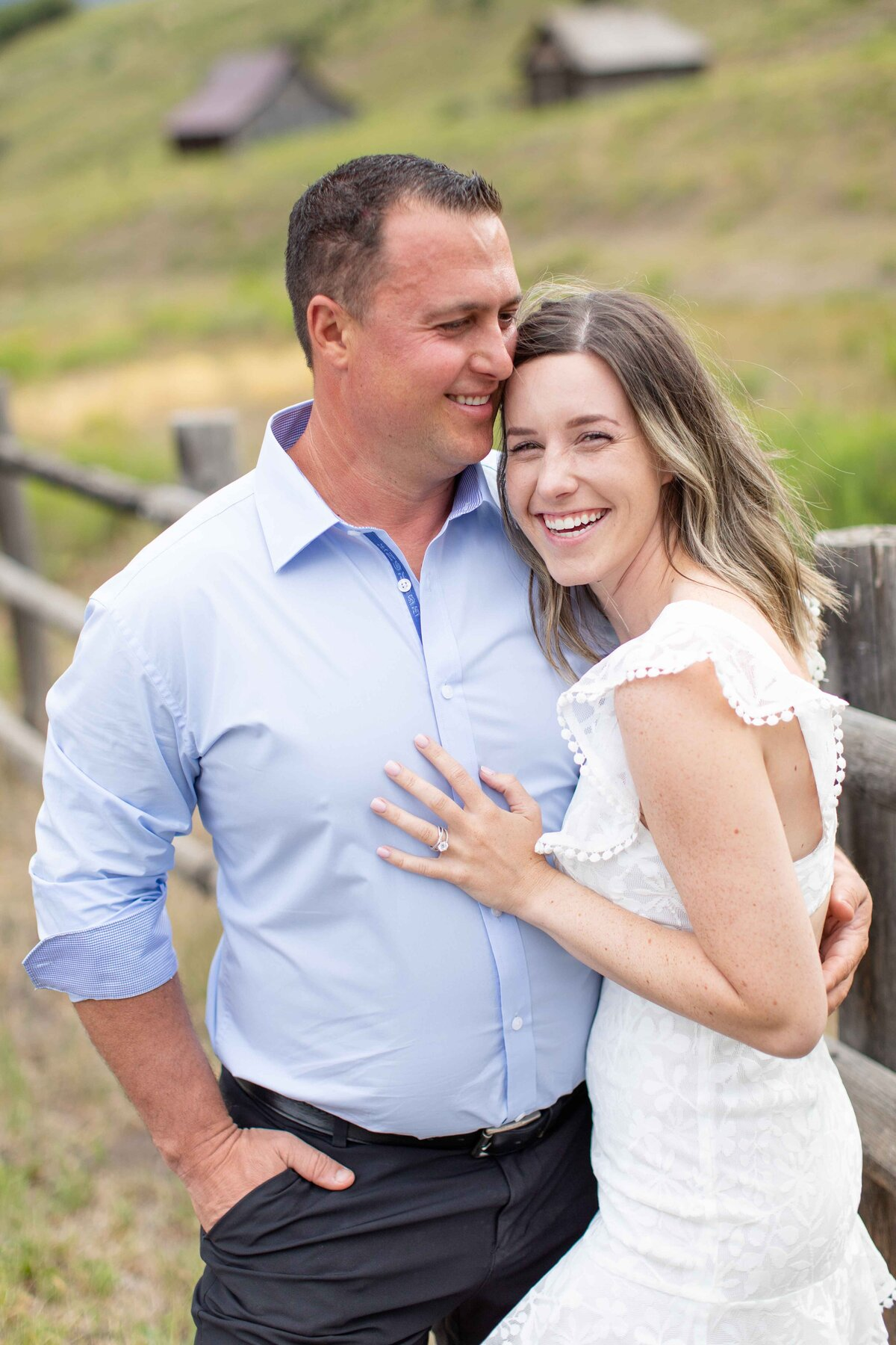 Telluride engagement photographer | Lisa Marie Wright Photography
