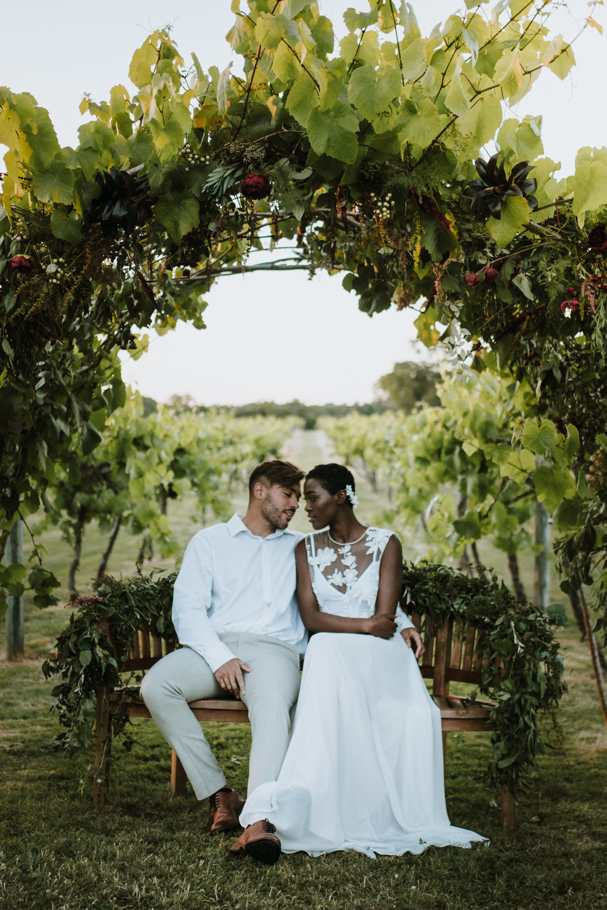 The Stars Inside - Vineyard Destination Wedding - Laura Martha Photography (149)