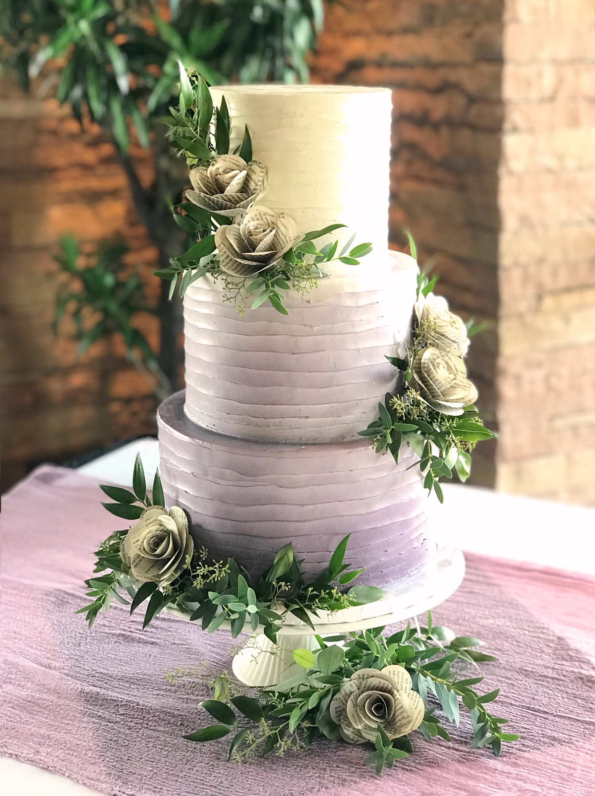 Whippt Desserts - Wedding Cake2 July 2018