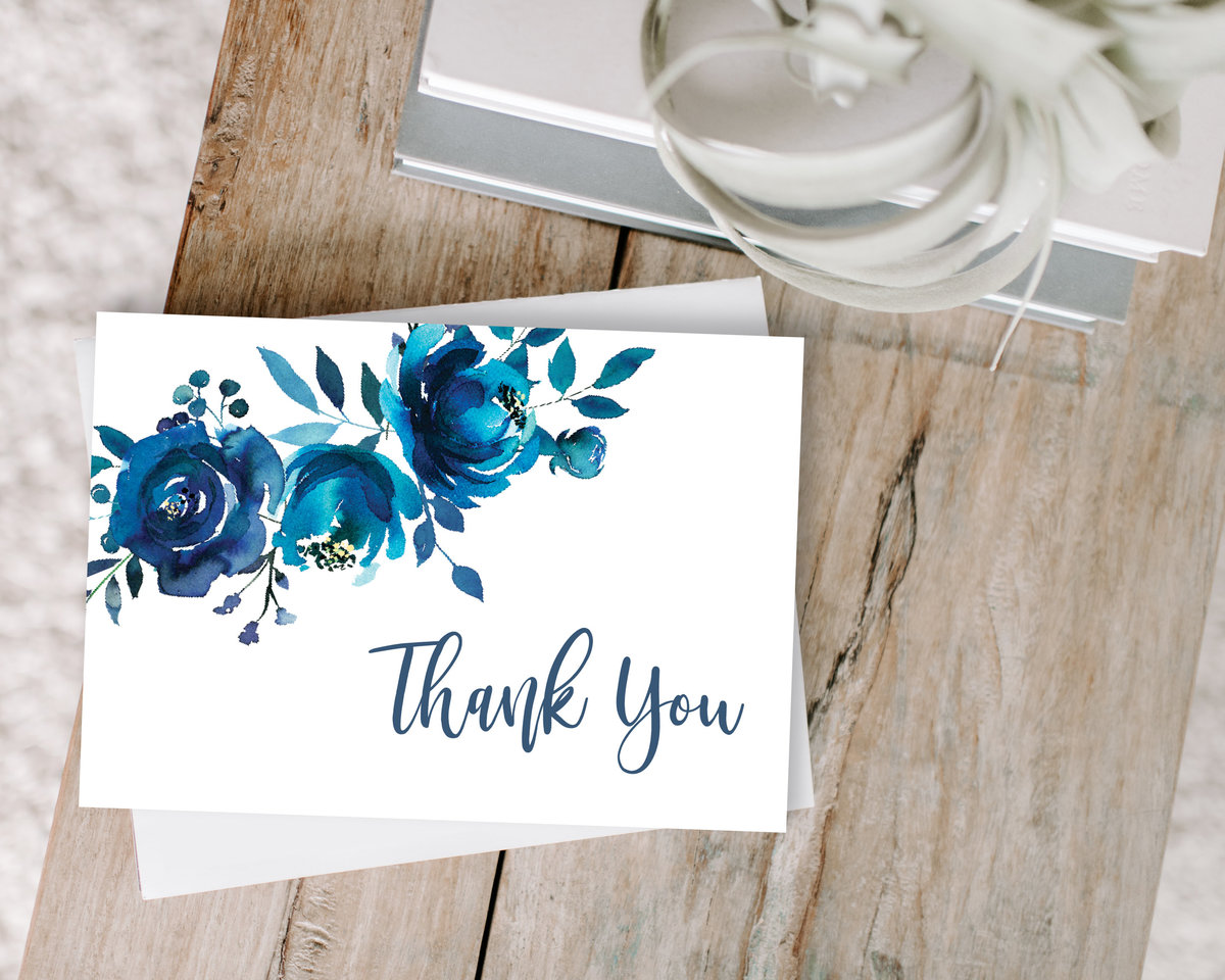 etsy thank you card mockup no names