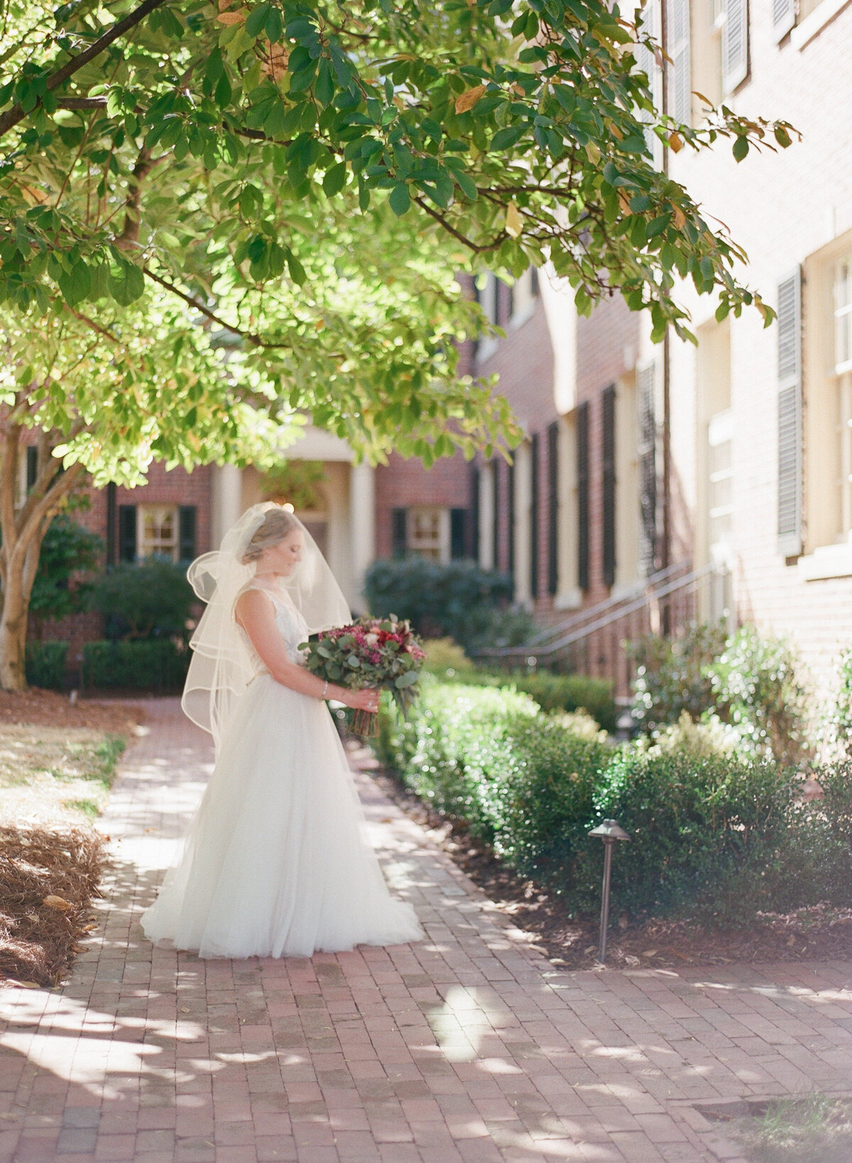 Wedding Photography at The Carolina Inn in Chapel Hill, NC 13