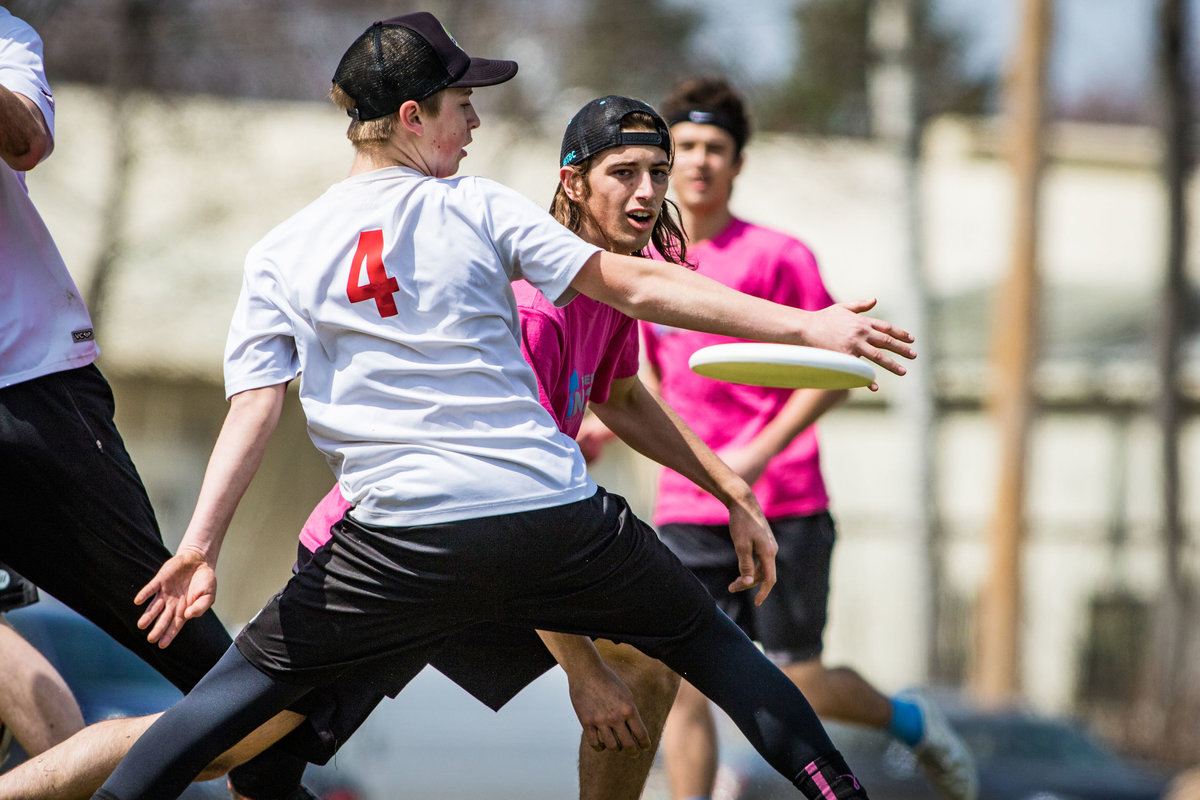 Hall-Potvin Photography Vermont Ultimate Frisbee Sports Photographer-16