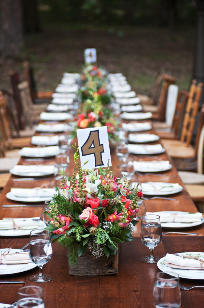 Spring Ranch Wedding, Mendocino, California
