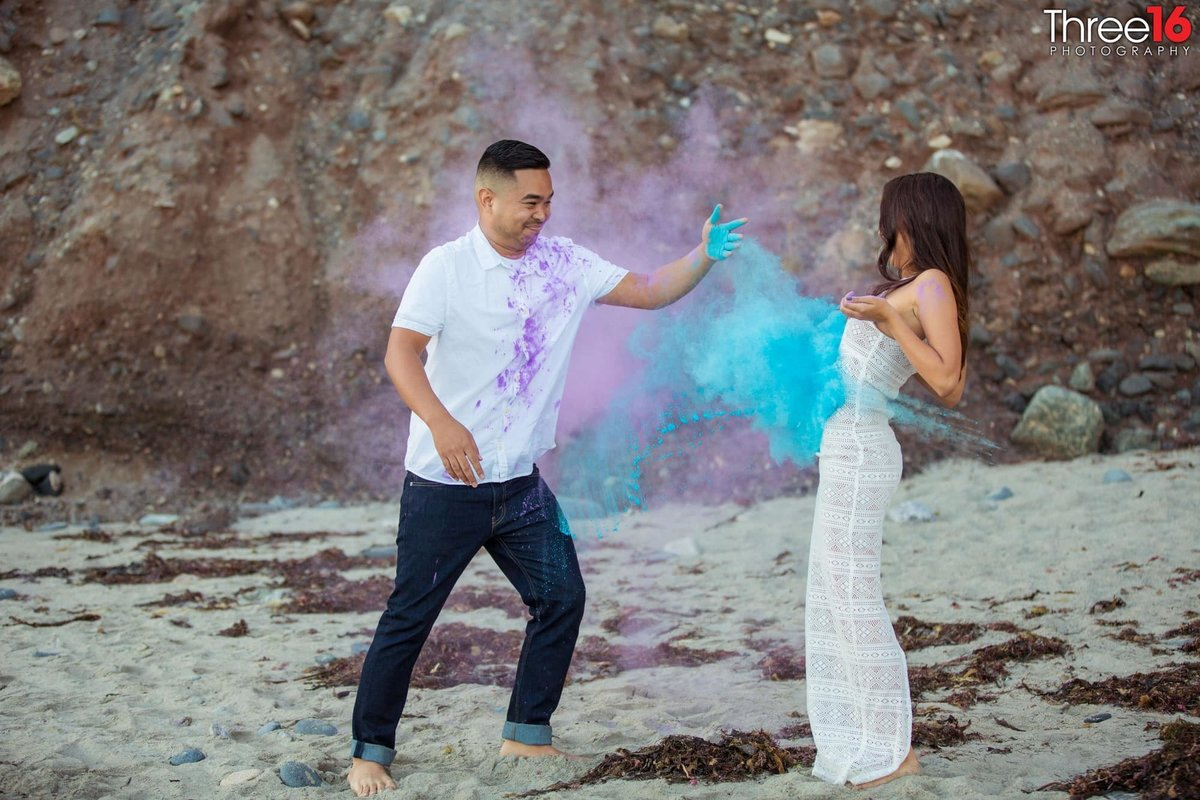 Doheny State Beach Engagement Photos