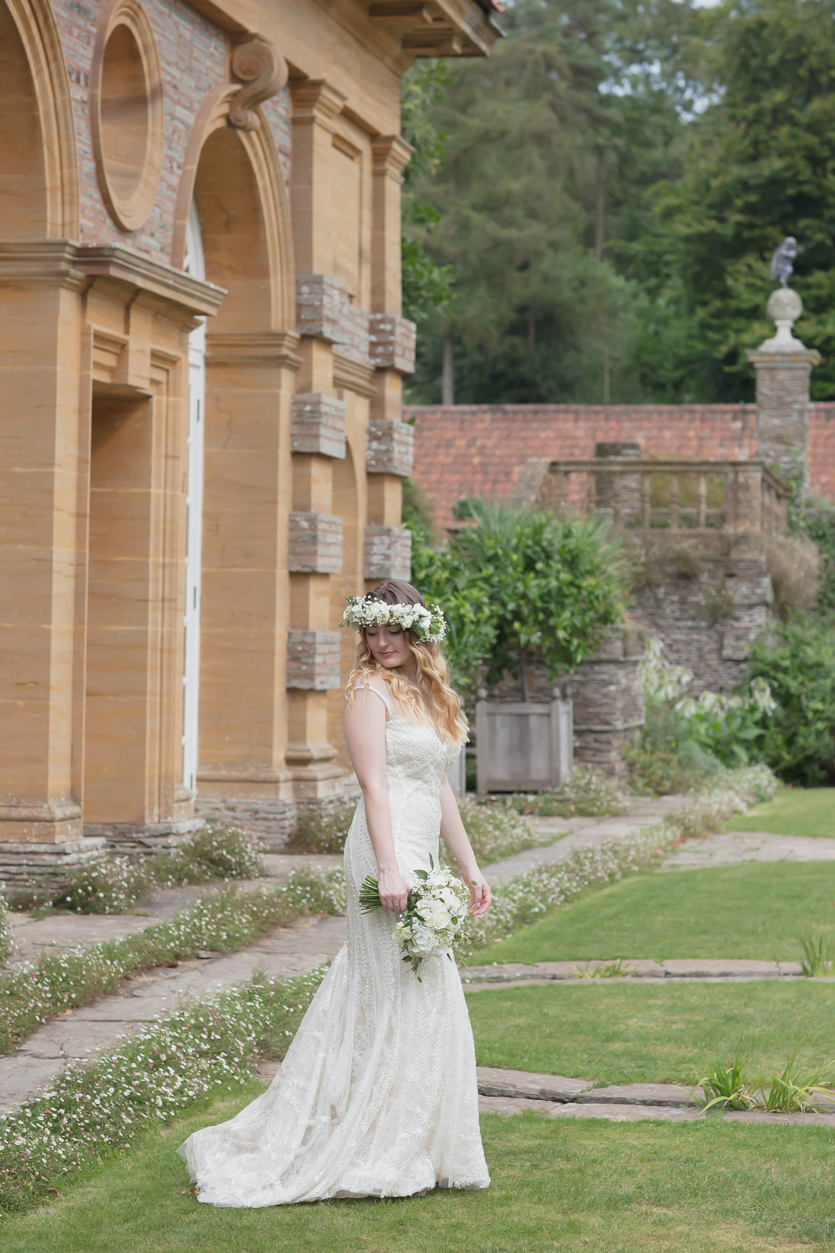 hestercombe gardens wedding photographer