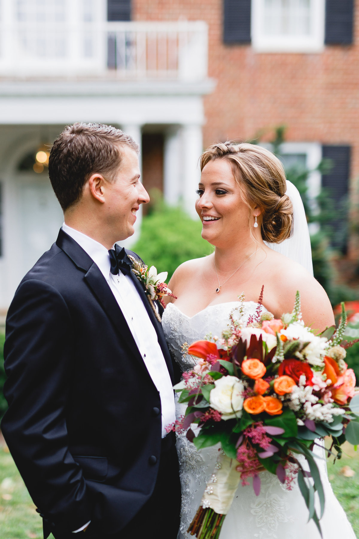 Maryland Wedding Photographer Brittland Manor Ceremony Tented Reception 046