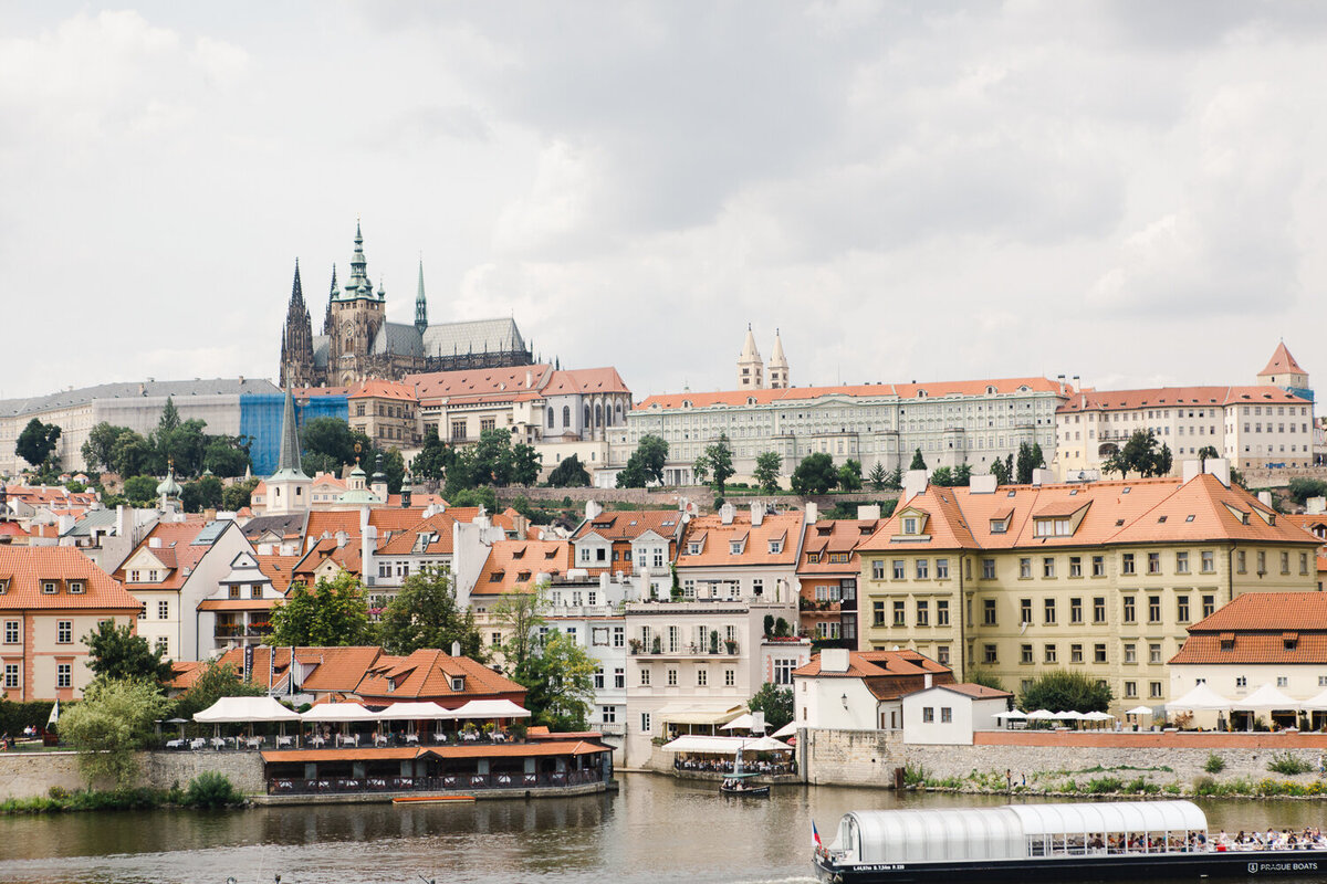 Destination Wedding in Prague