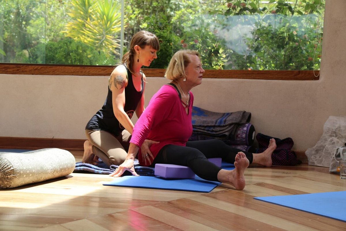 Yoga assists with skill and safety- Soma Yoga Institute