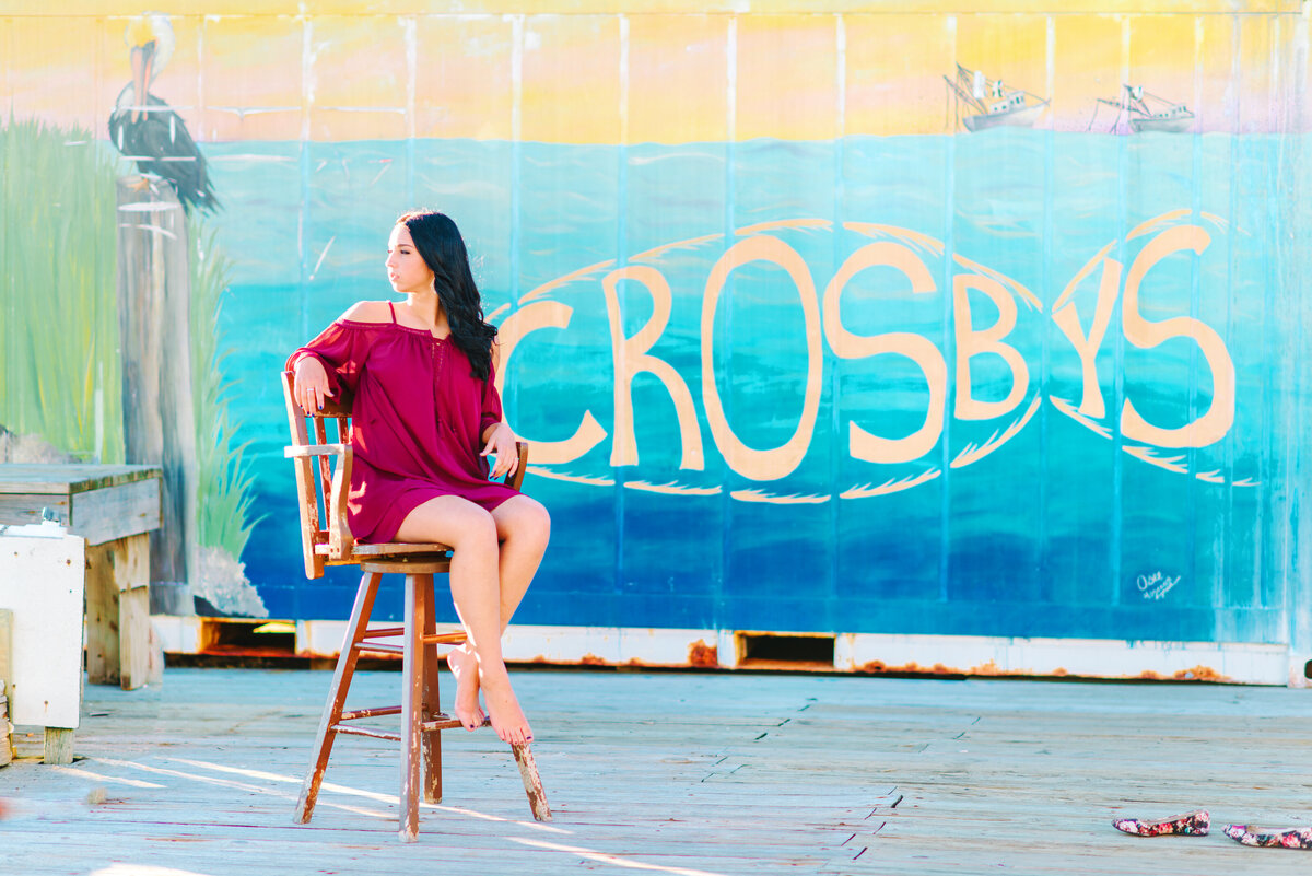 Pasha Belman Photography -Charleston Senior Photos South Carolina Photog