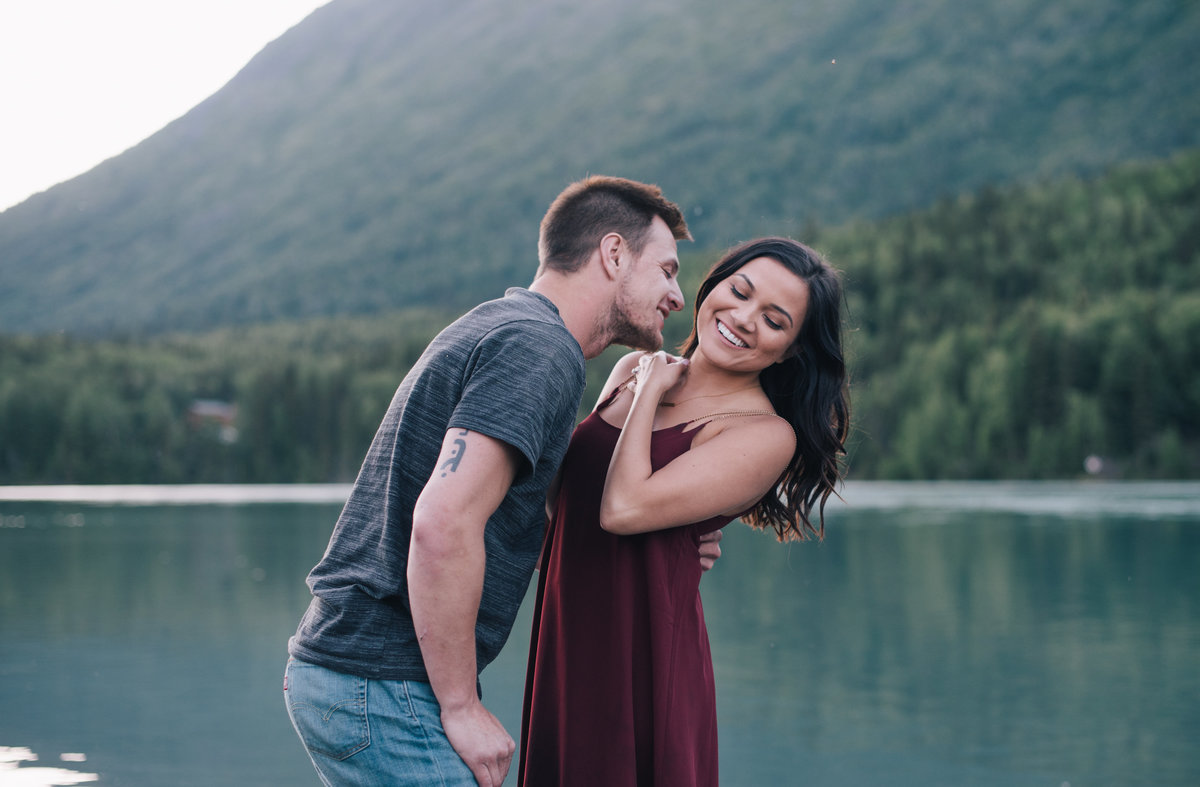 022_Erica Rose Photography_Anchorage Engagement Photographer