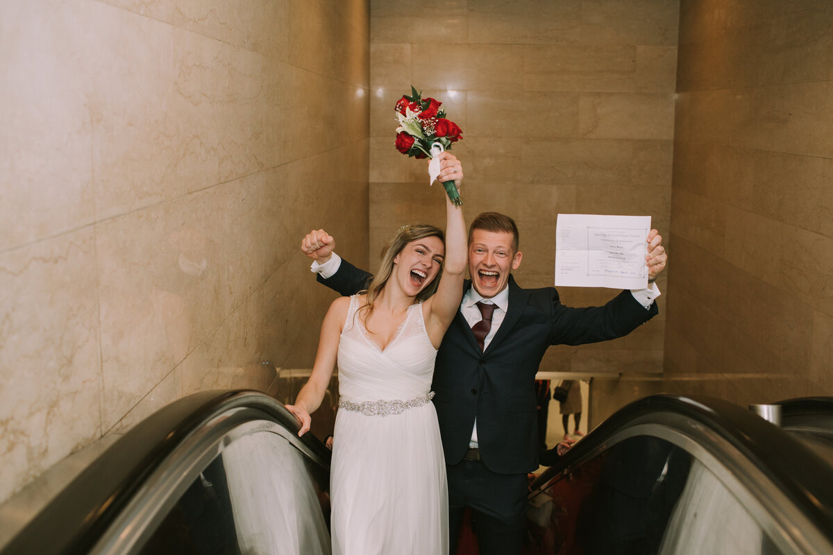 Emma  Vukasin Courthouse Wedding in Chicago March 2019 (173)