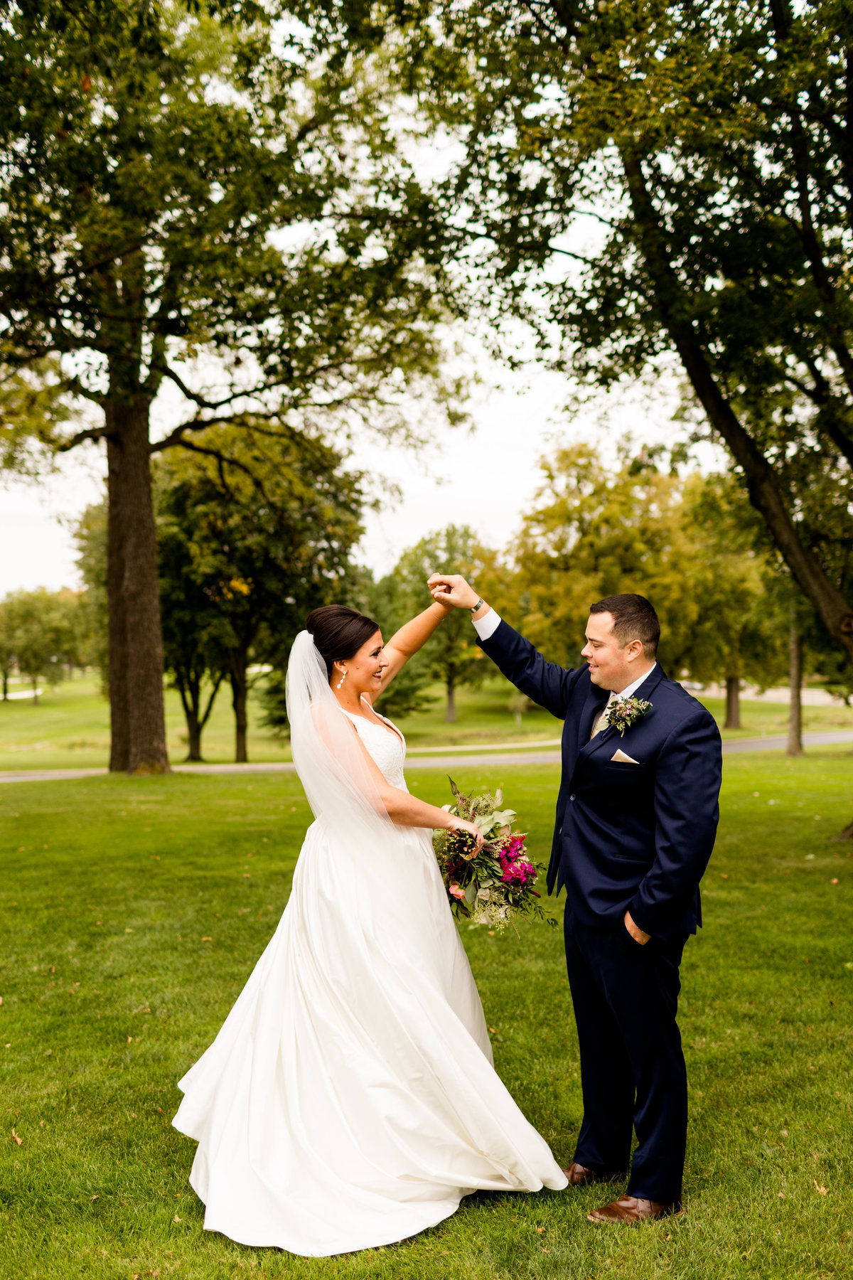Caitlin and Luke Photography Wedding Engagement Luxury Illinois Destination Colorful Bright Joyful Cheerful Photographer 6262