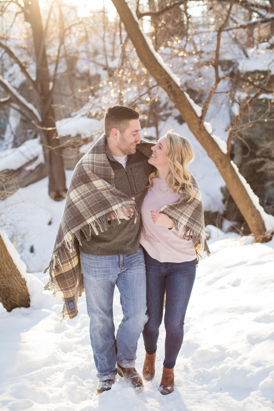 Minnesota Engagement Photography - Claire & Ethan (27)