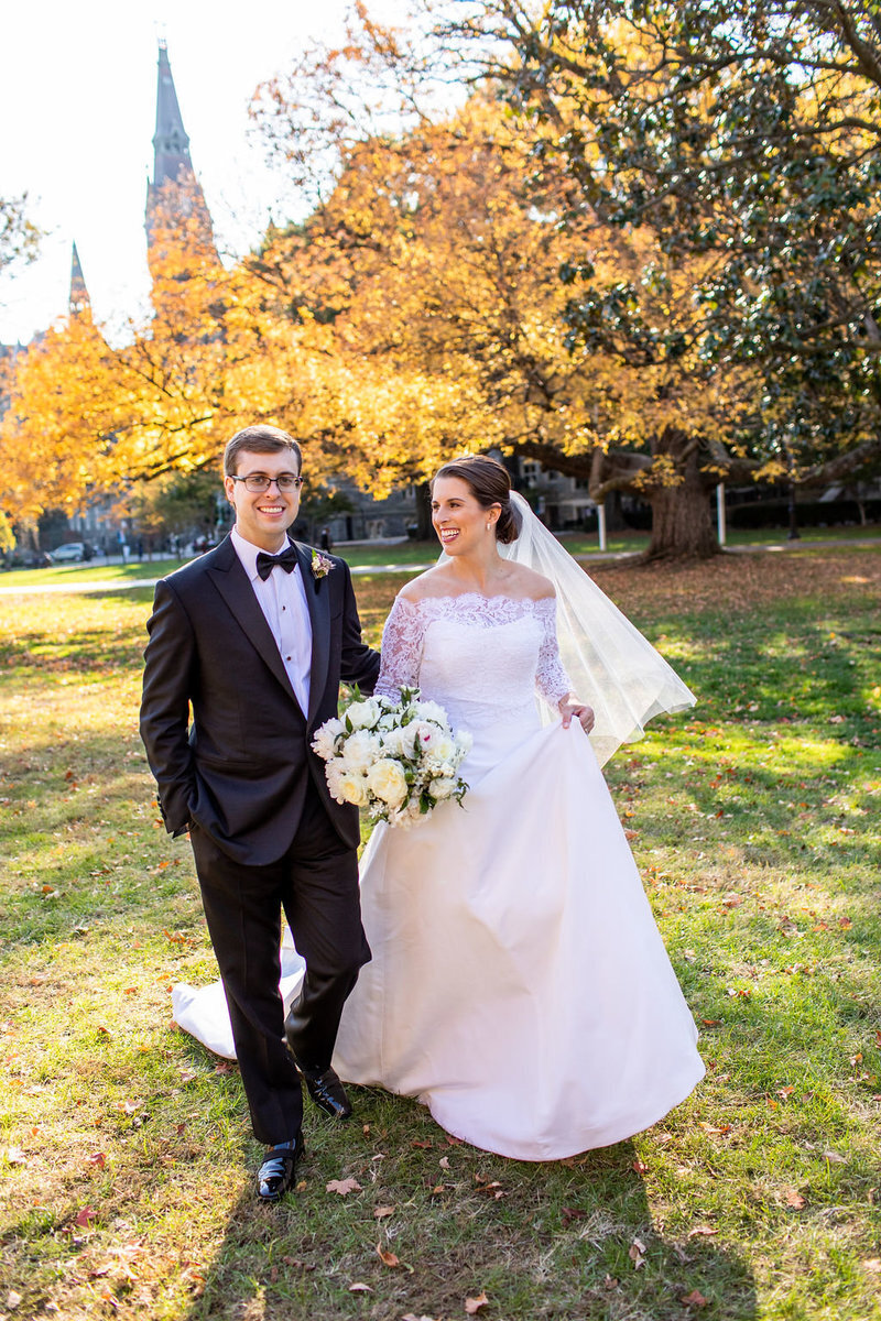 walking-smiling-bride-groom-dc-georgetown