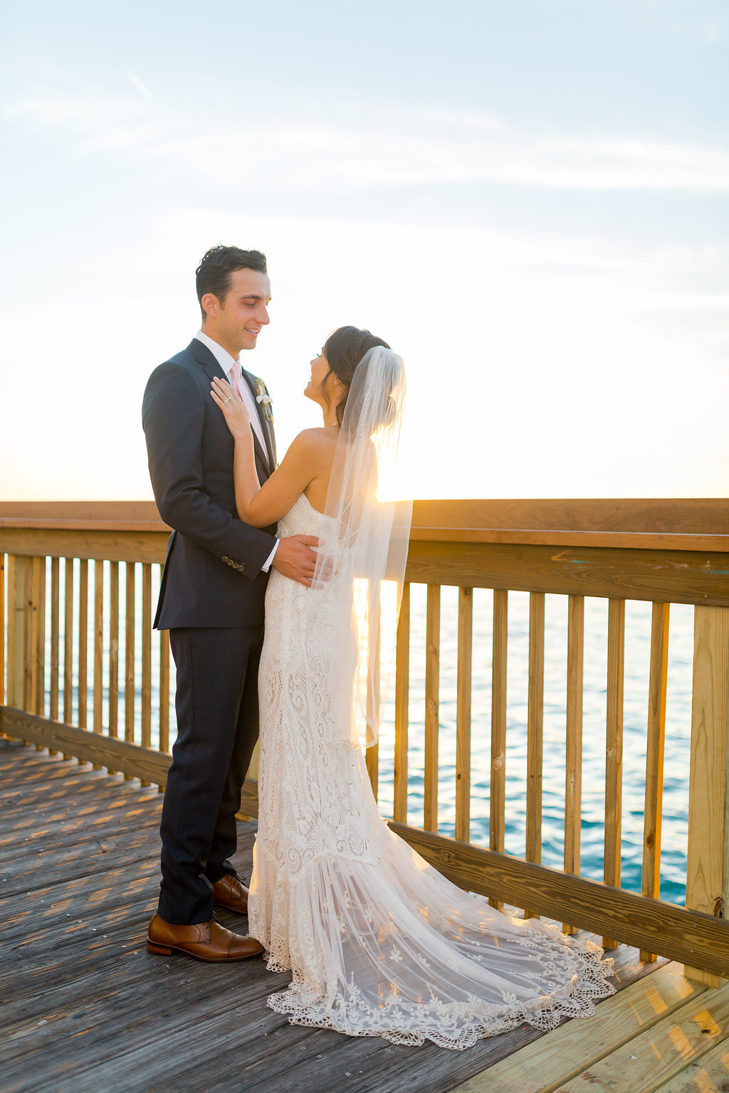 Key West Wedding | Amanda + Michael | Ocean Key Resort18