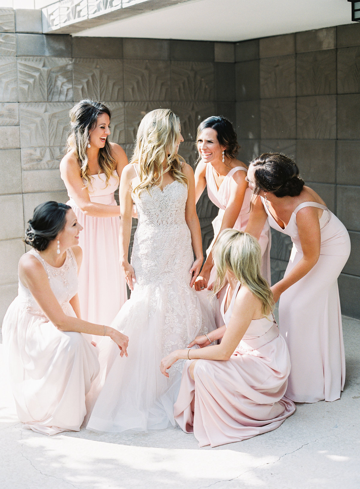 Arizona Biltmore Wedding - Mary Claire Photography-26