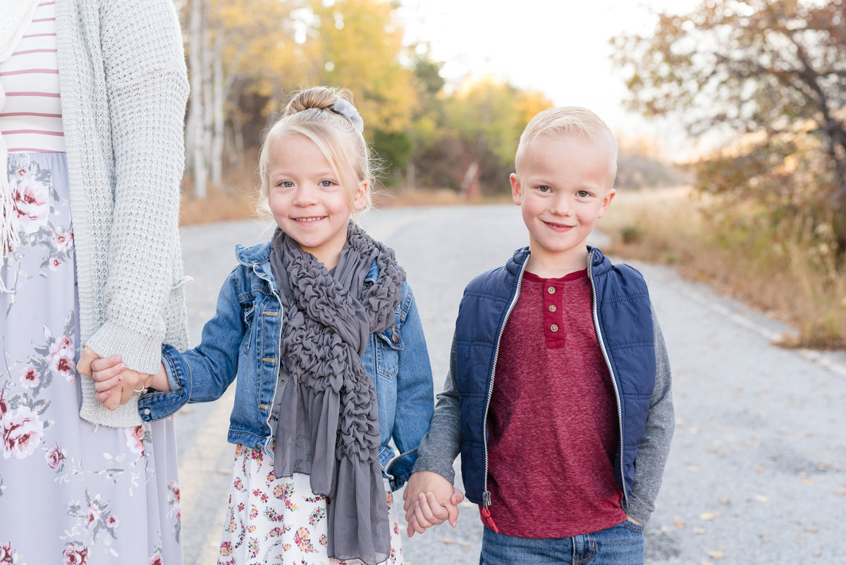 Weber County Fall Family Pictures _ Snowbasin Resort _ Jessie and Dallin_50