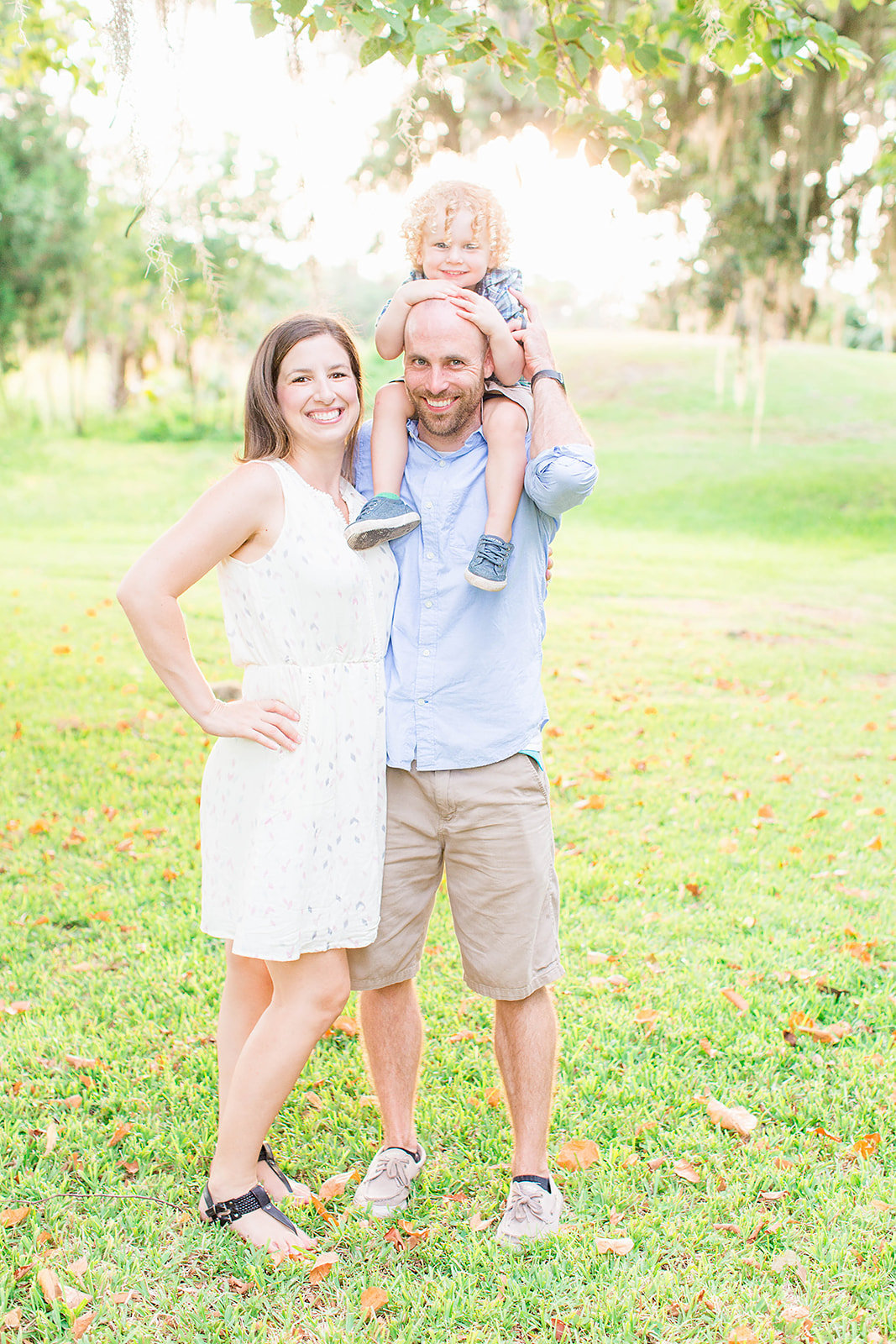 Crystal River  Family Photography