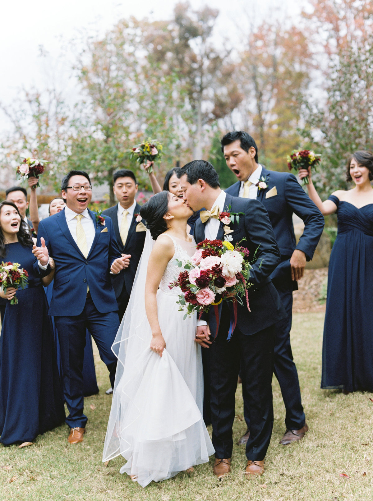 Helena + Sunny Rocky's Lake Estate Wedding - Cassie Valente Photography 0200