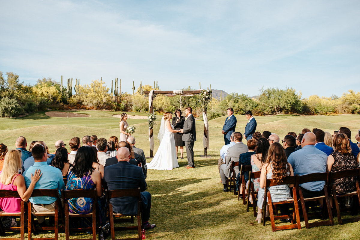 Intimate Arizona Wedding - Parker Micheaels Photography-38