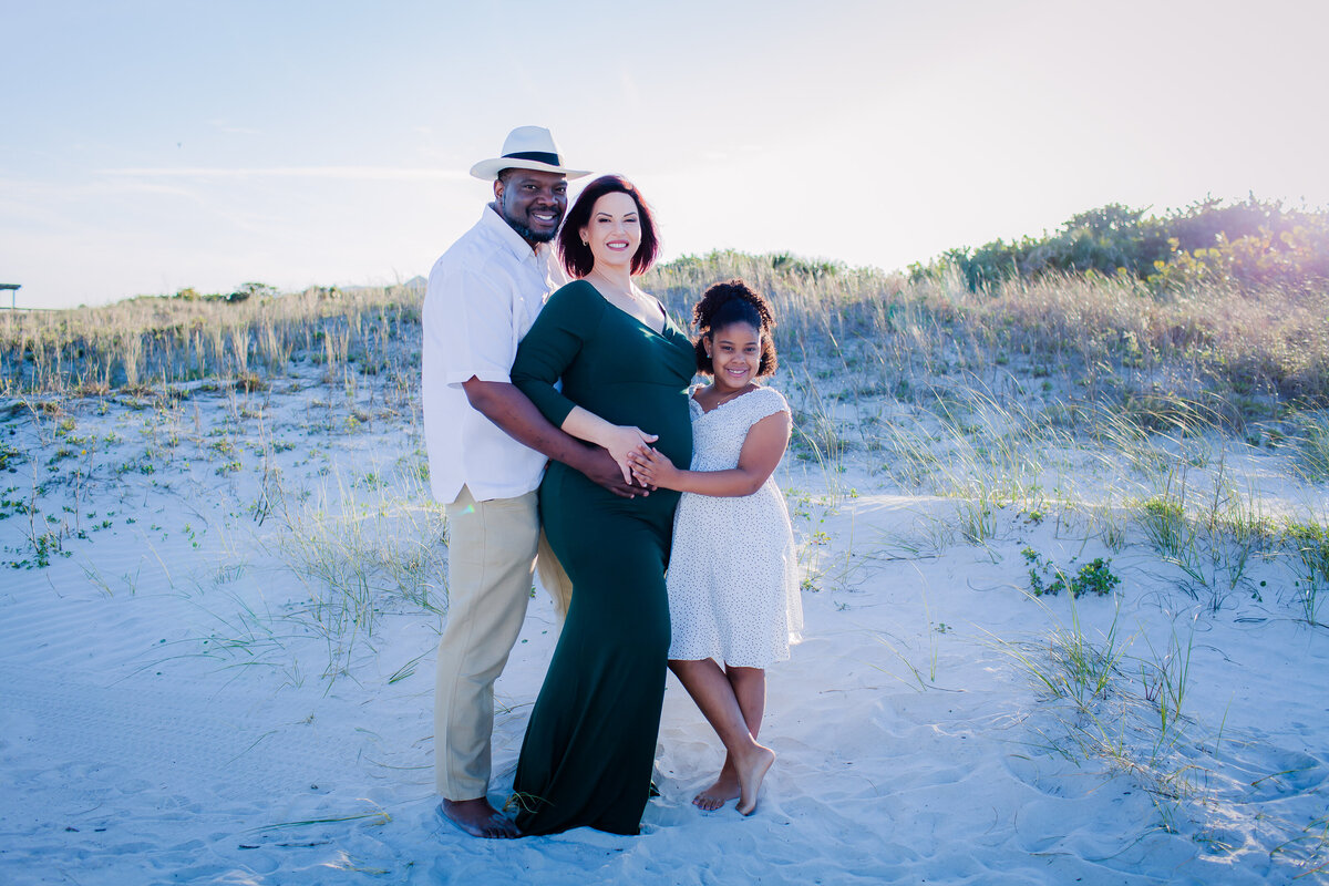 Murdock Maternity Session -3