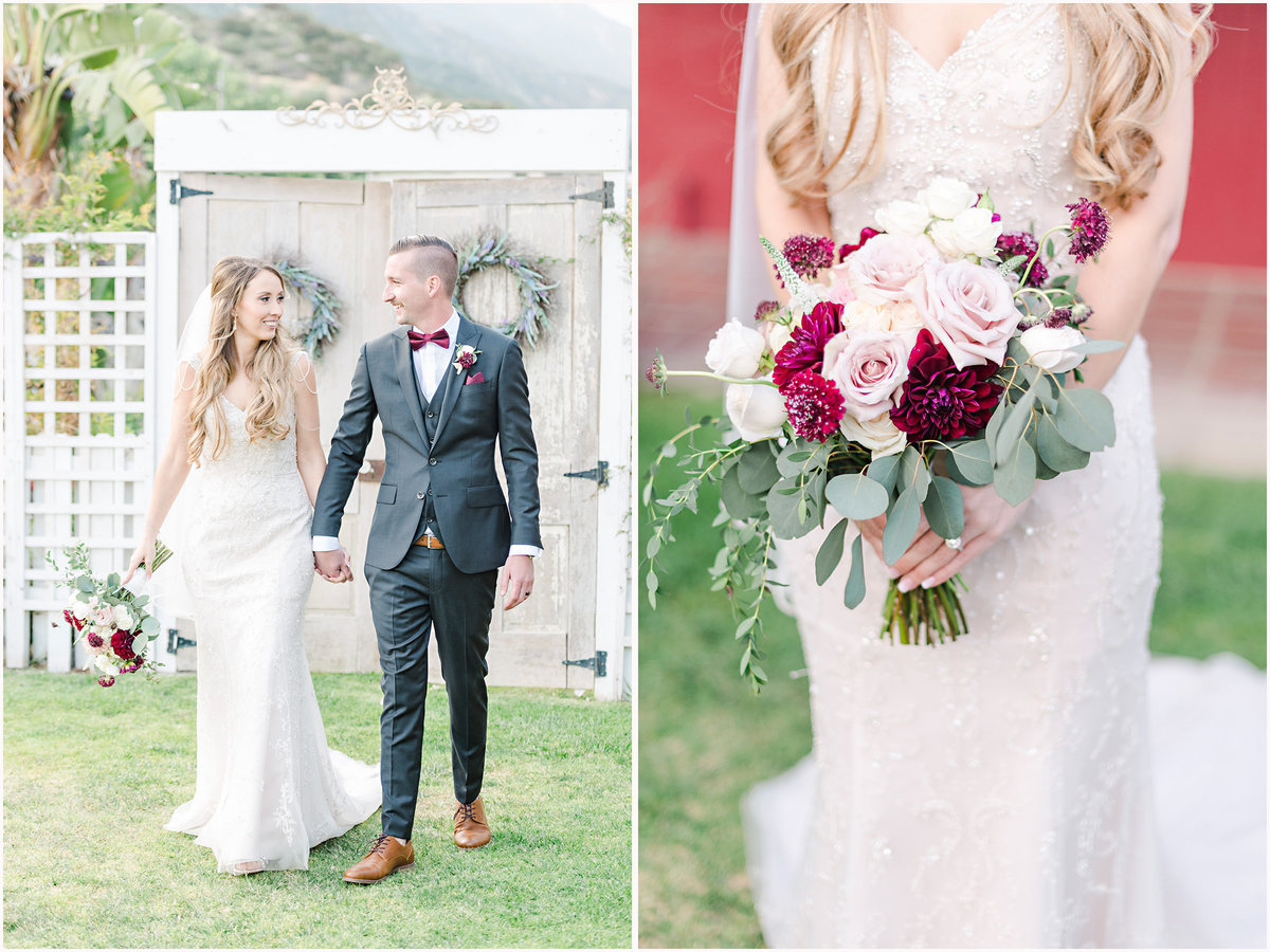 Sweet Pea Ranch Wedding in Upland