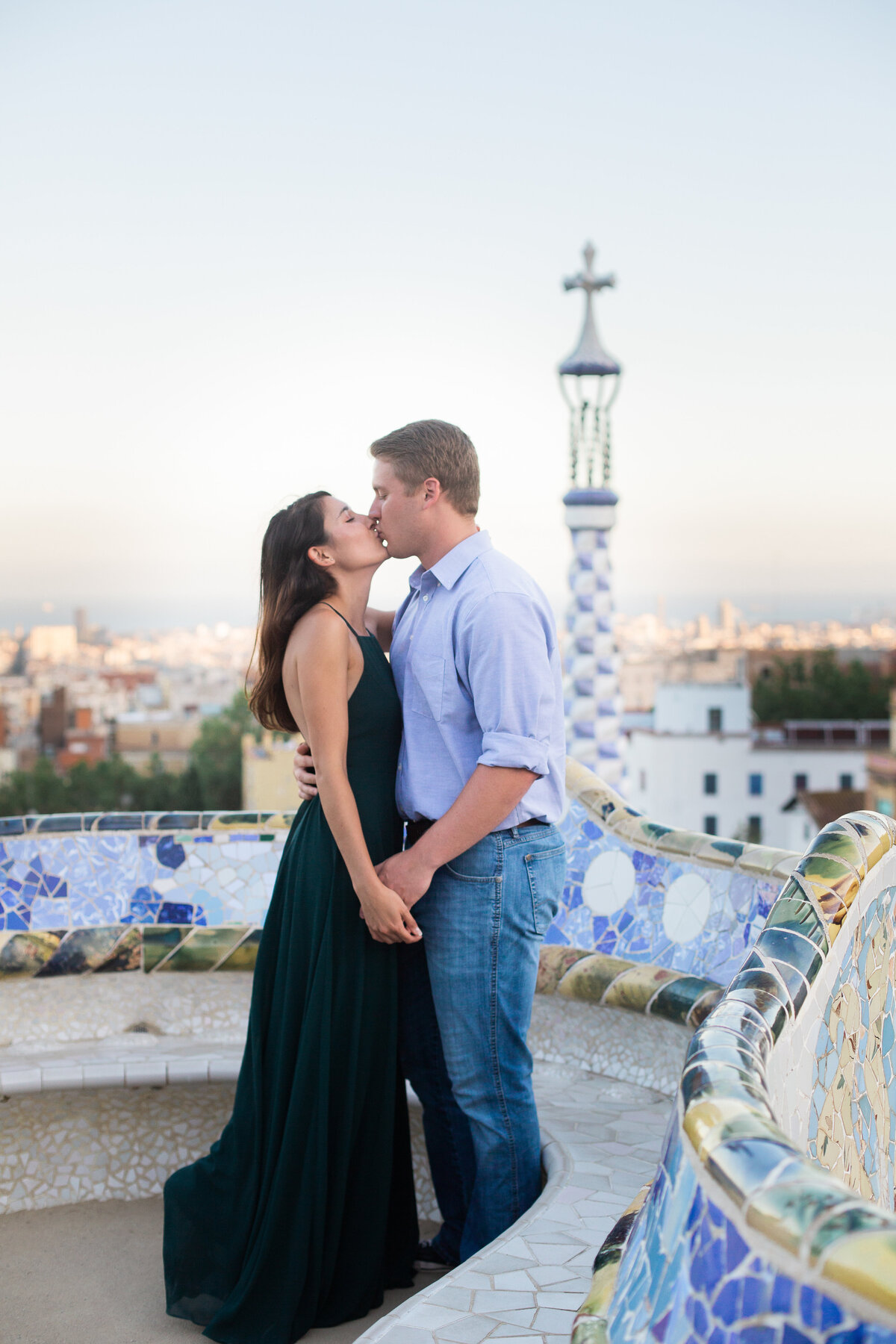 -KateGracePhotography-Engagement-20190924-Barcelona-ParkGuell-8
