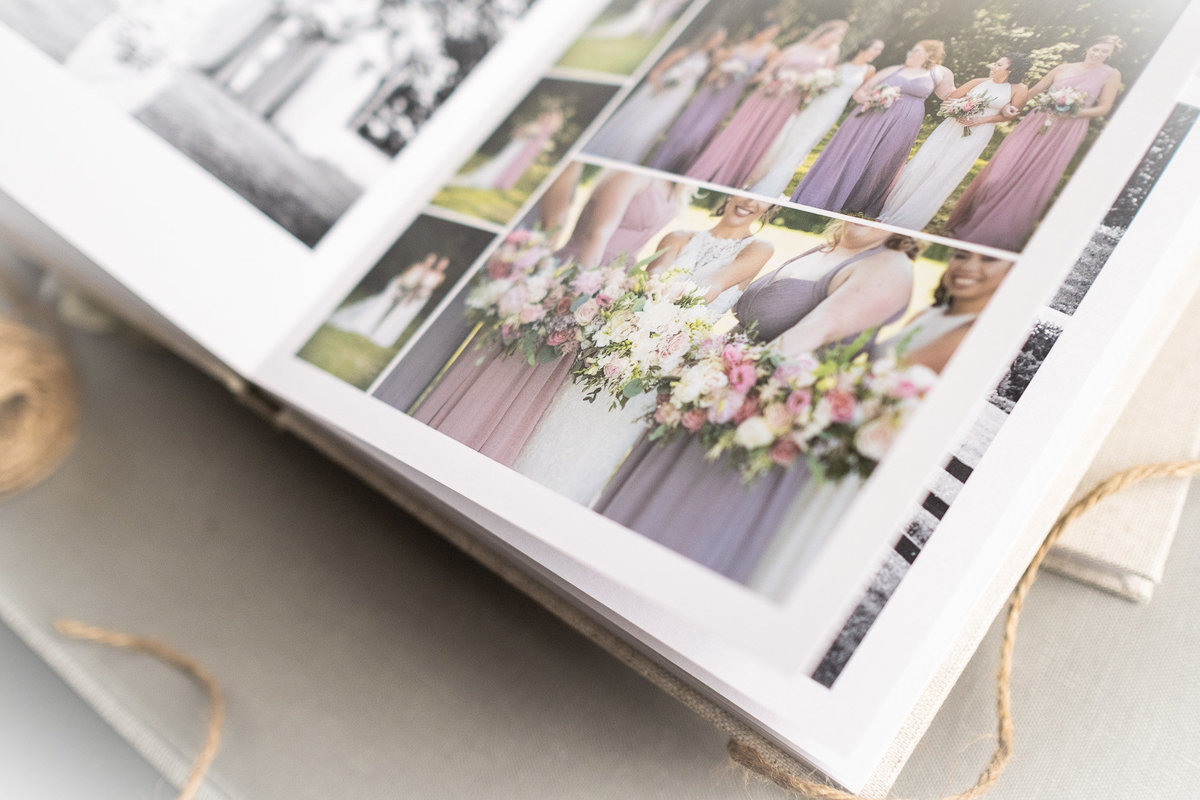 Linen Photo Books-5
