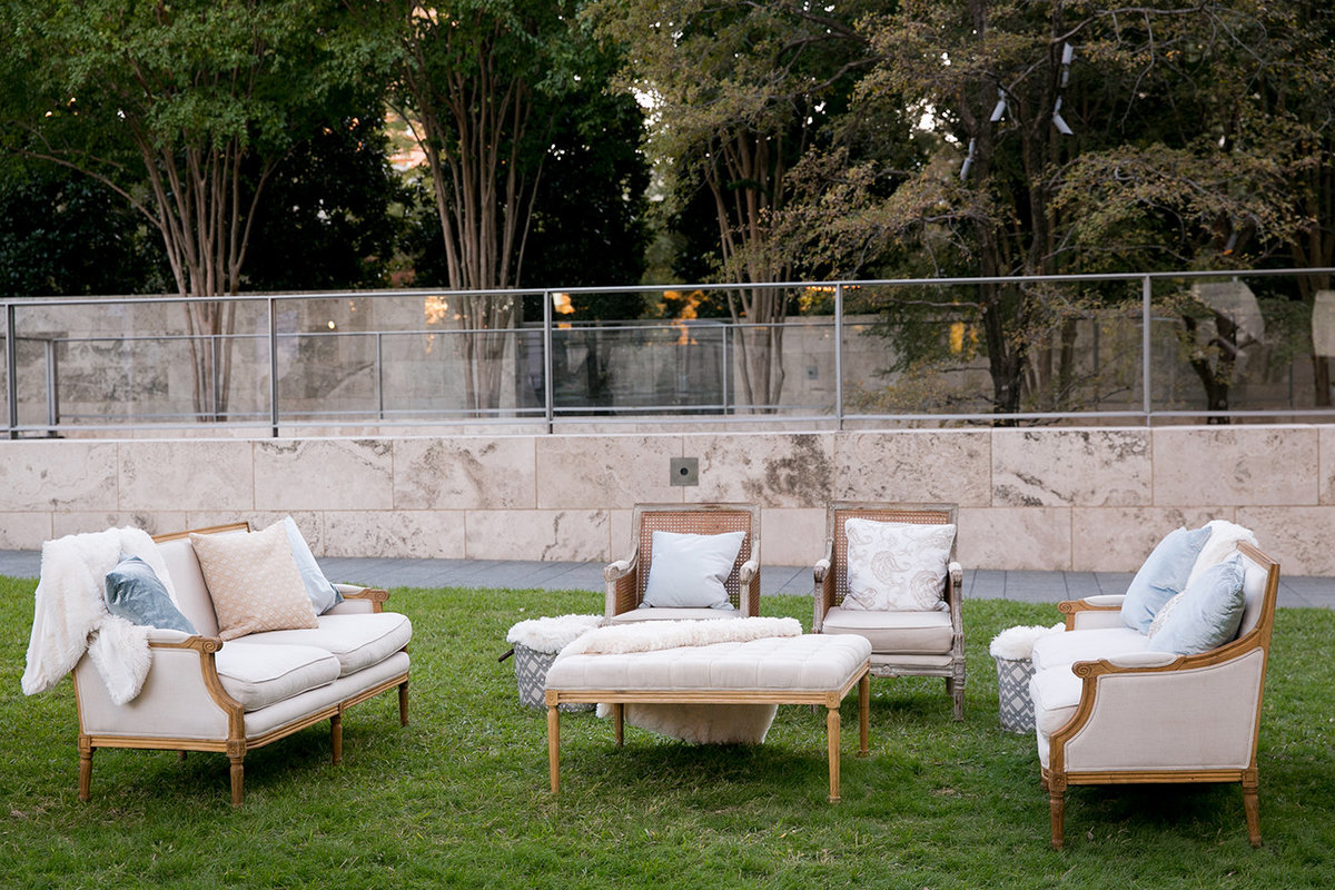 Wedding Planners in Dallas - A Stylish Soiree - Nasher Sculpture Garden - 00056