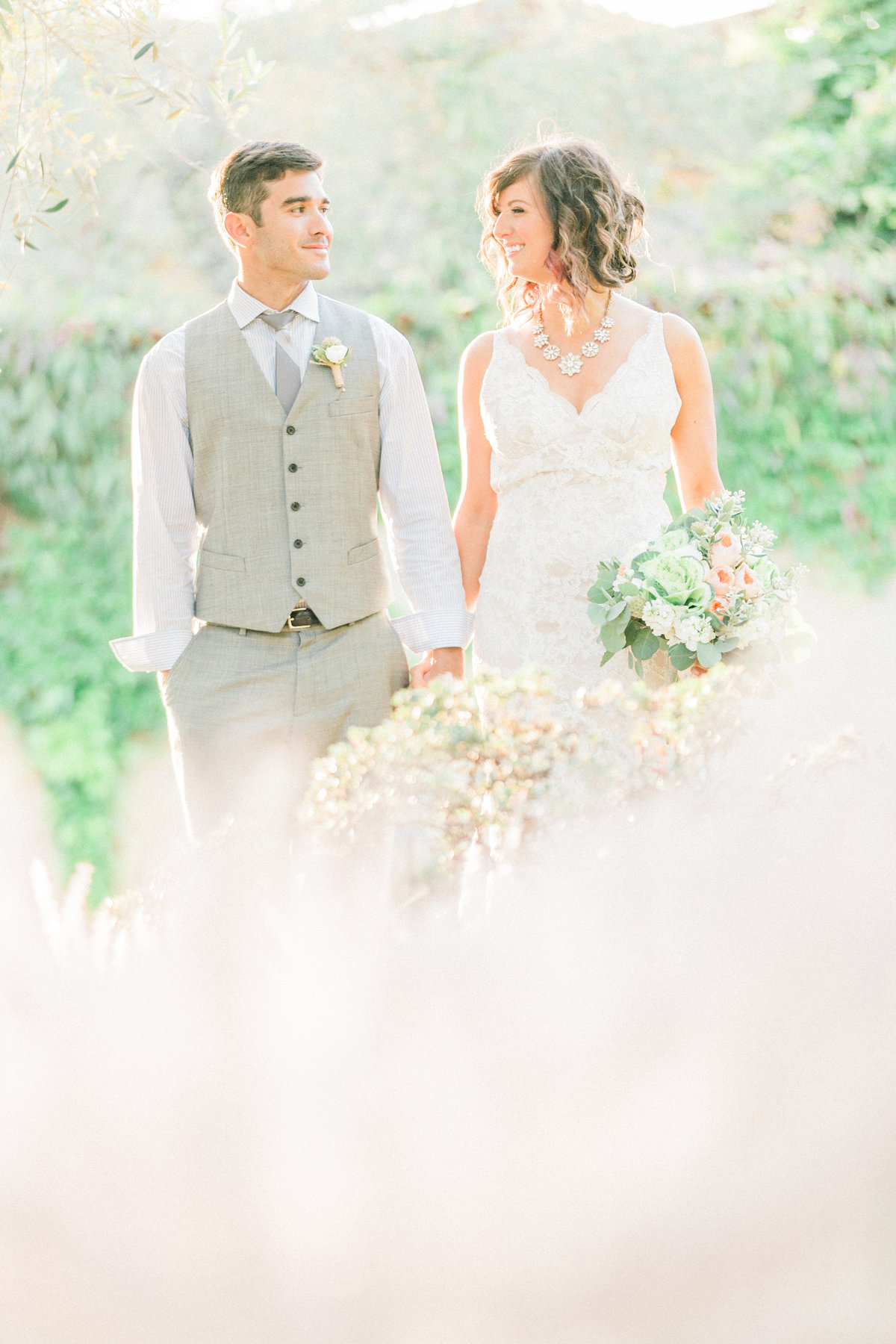 Napa Valley Outdoor Wedding Photography