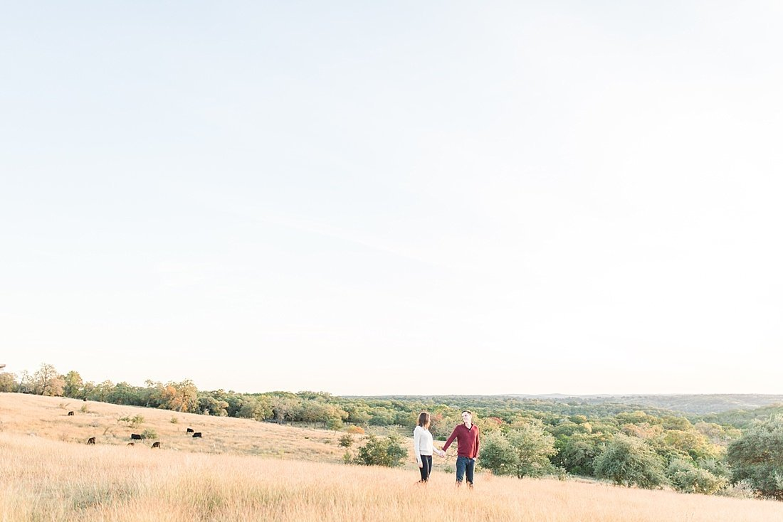 Texas Hill Country Engagement Photos in Hunt Texas by Allison Jeffers_0019