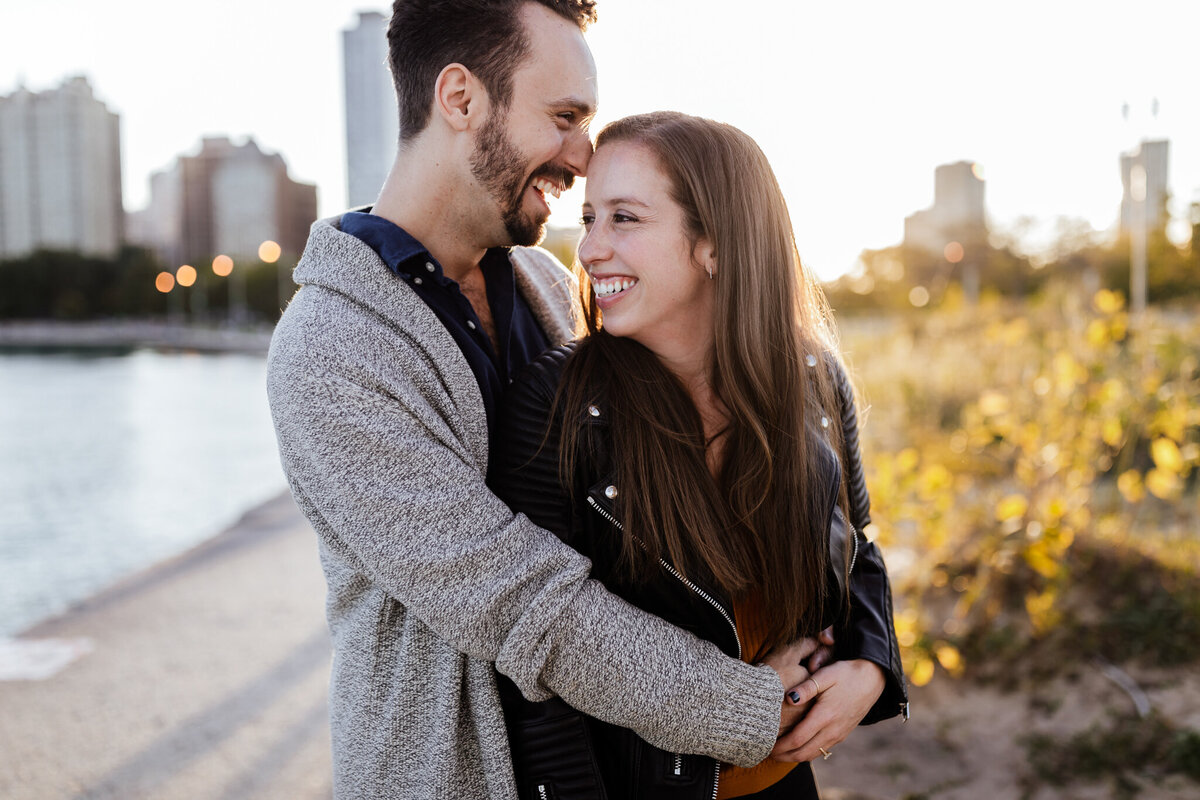 Best-Chicago-Engagement-Photographer-North-Avenue-Beach-18