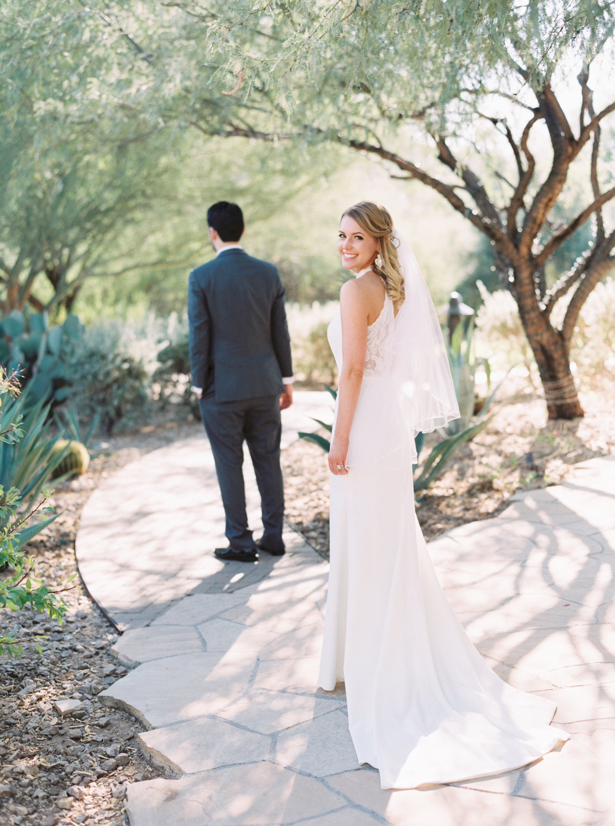 El Chorro Scottsdale Wedding - Mary Claire Photography-46