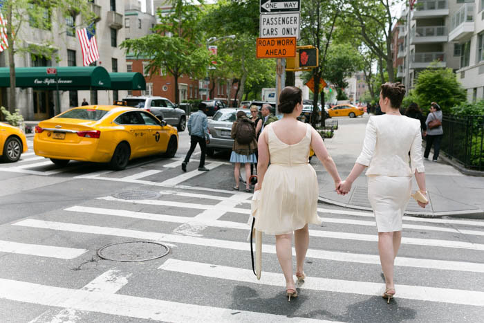 two brides NYC elopement photos-18