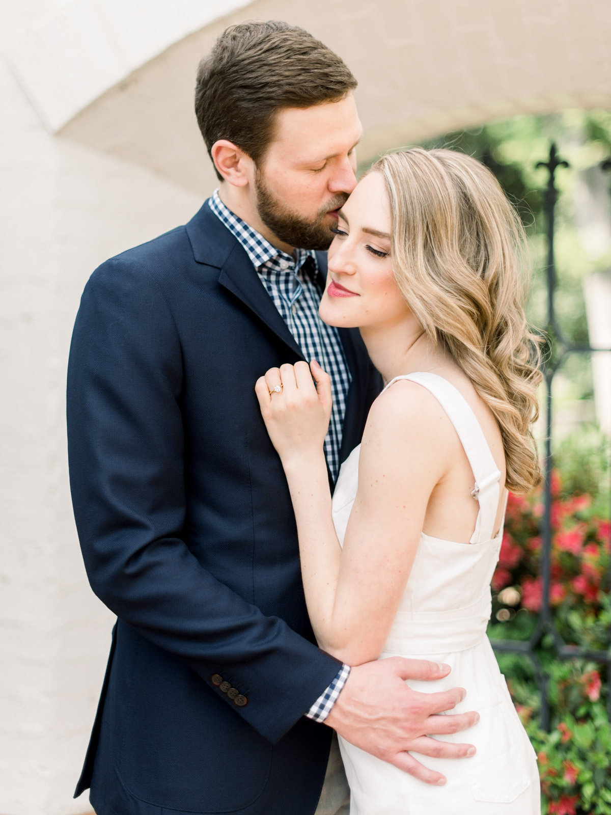 Courtney Hanson Photography - Dallas Spring Engagement Photos at Dallas Arboretum-2705